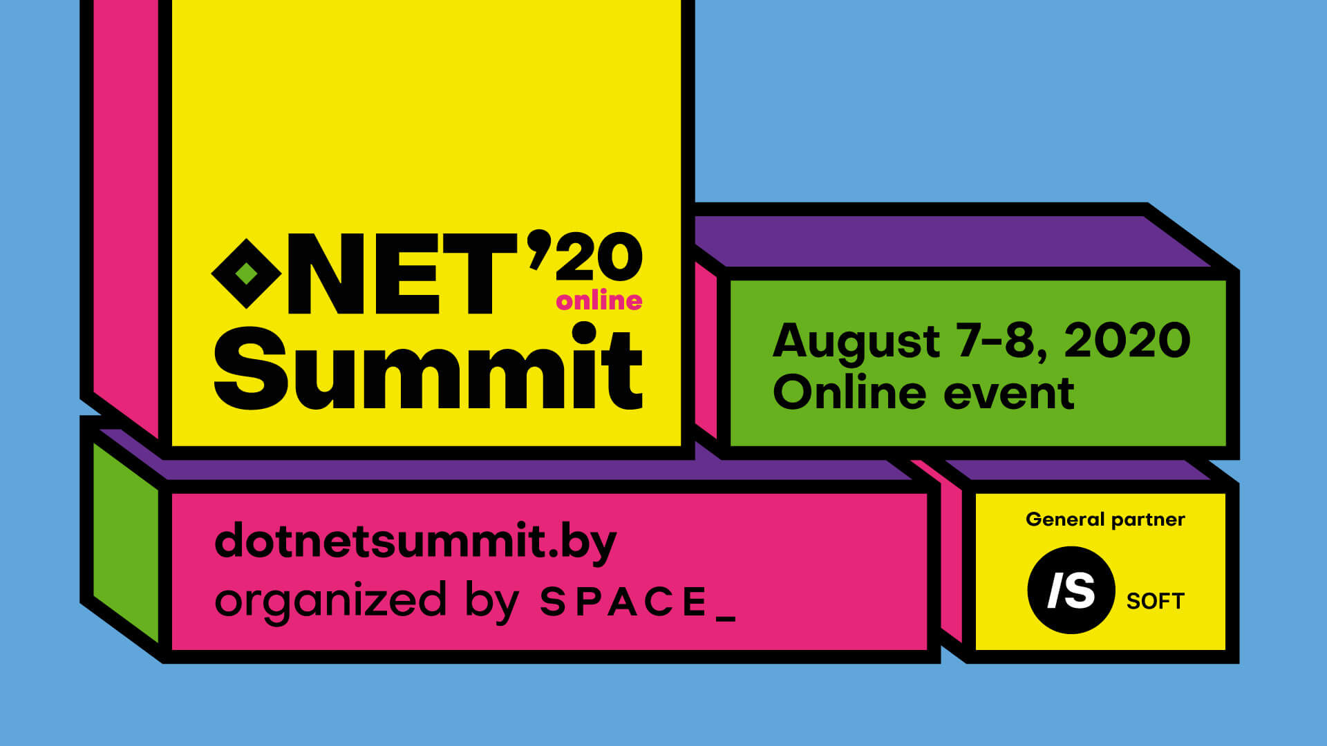 .NET Summit 2020 logo
